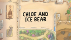 Chloe and Ice Bear