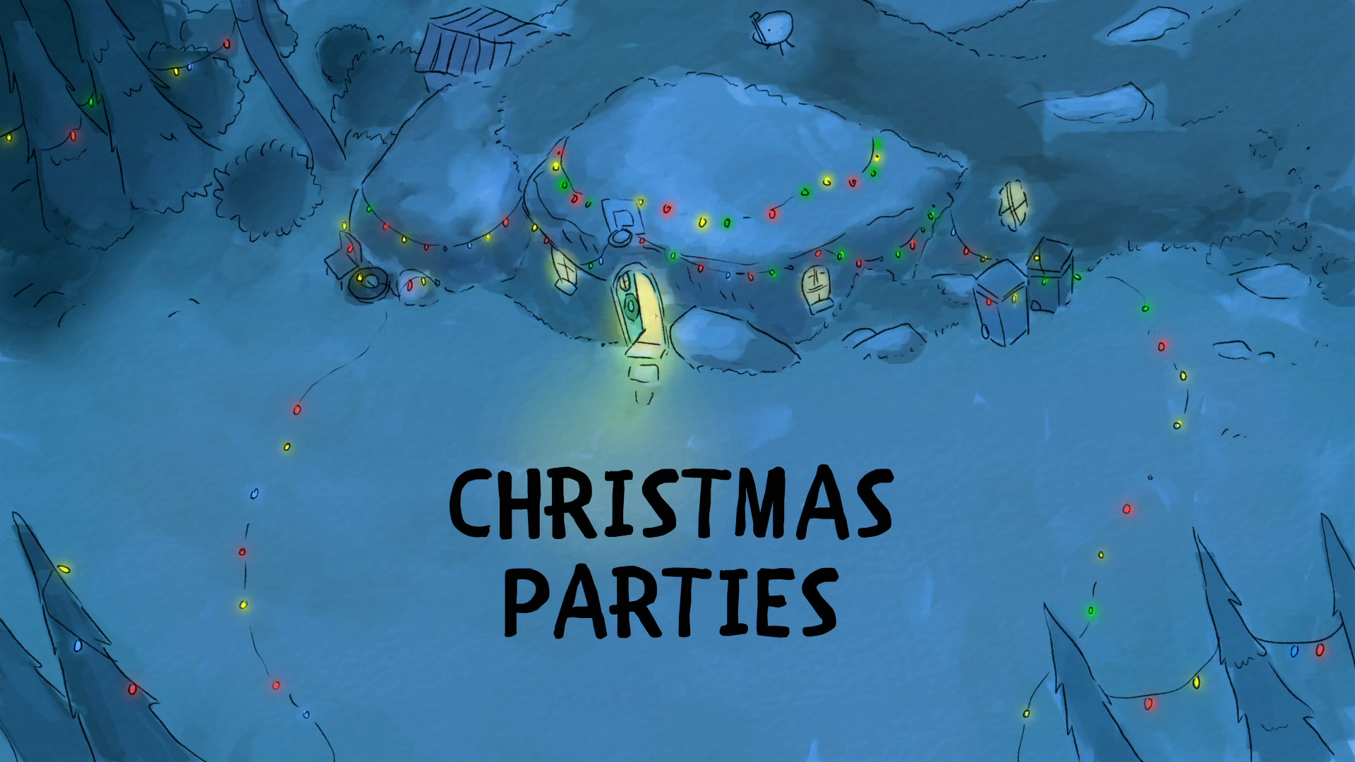 christmas parties we bare bears wiki fandom powered by wikia