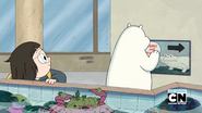 Chloe and Ice Bear 140