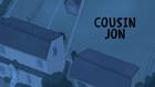 Cousin Jon Title