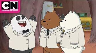We Bare Bears Wedding Day Cartoon Network