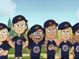 The Ivy Rangers