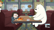 Chloe and Ice Bear 109