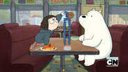Chloe and Ice Bear 120