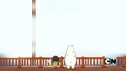 Chloe and Ice Bear 069