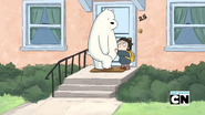 Chloe and Ice Bear 044