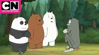 We Bare Bears - Charlie's Snake Children - Cartoon Network