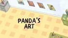 Pandas Art Title