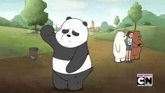 We bare bears panda's date