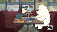 Chloe and Ice Bear 121