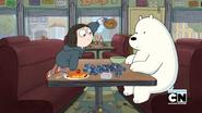 Chloe and Ice Bear 121