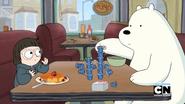 Chloe and Ice Bear 115