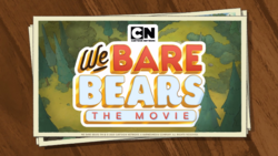 We Bare Bears Movie Logo