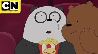 We Bare Bears Panda the Germaphobe Cartoon Network