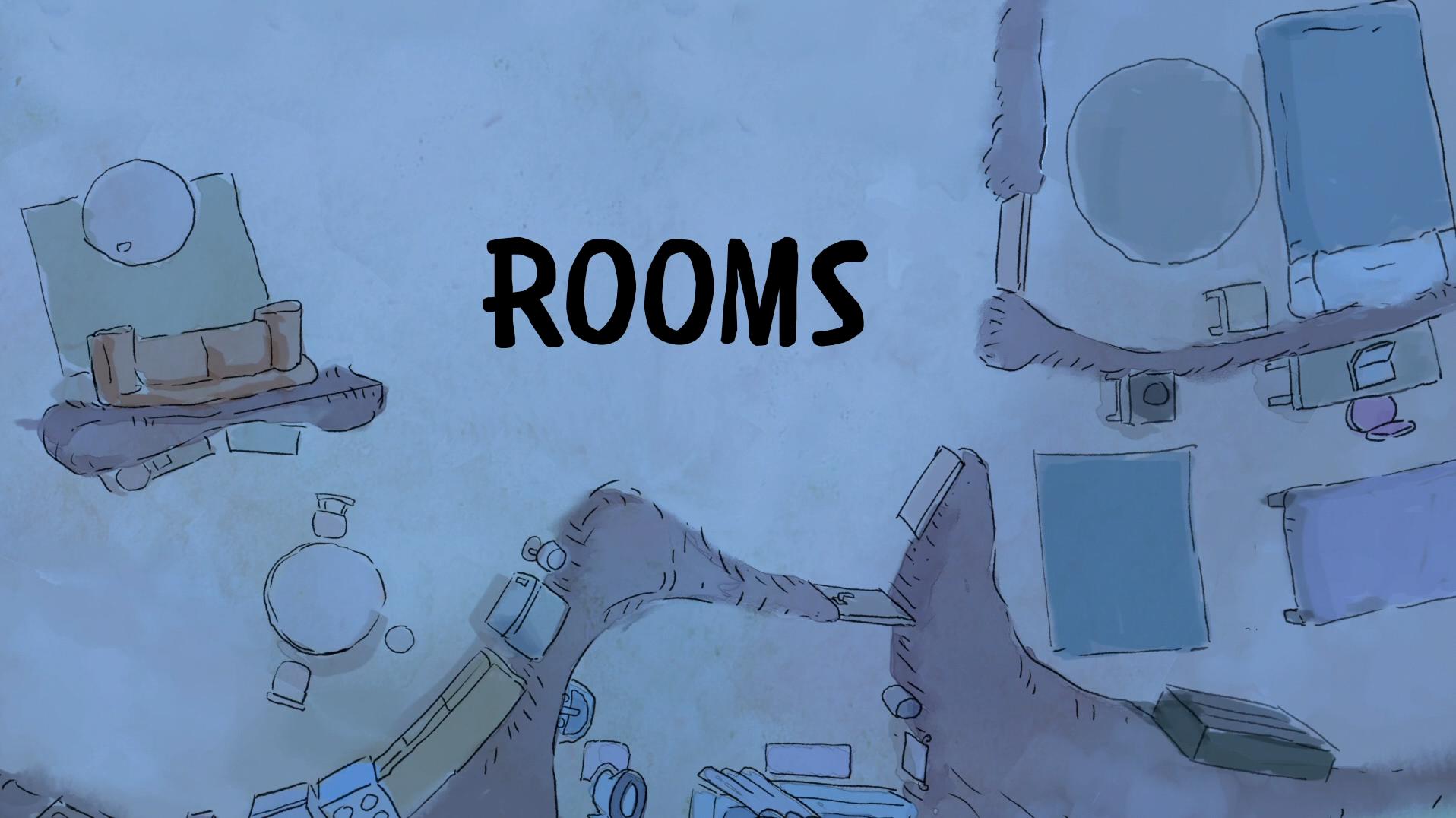 Rooms | We Bare Bears Wiki | FANDOM powered by Wikia