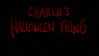 Charlies Halloween Title