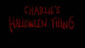 Charlies Halloween Title