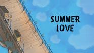 Summer Love Title