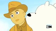 Chloe and Ice Bear 086