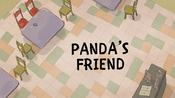 Pandas Friend Title