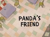 Panda's Friend