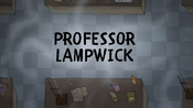 Professor Lampwick