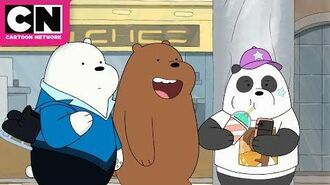 We Bare Bears Human Friends Cartoon Network