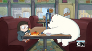 Chloe and Ice Bear 119