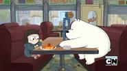 Chloe and Ice Bear 119