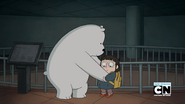 Chloe and Ice Bear 178