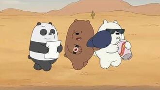 We Bare Bears Season 4 Episode 41 - The Mummy's Curse - Part 1