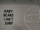 Baby Bears Can't Jump/Gallery