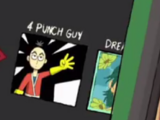 4 Punch Guy