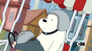 Chloe and Ice Bear 101