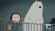 Chloe and Ice Bear 153