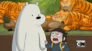 Chloe and Ice Bear 144