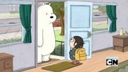 Chloe and Ice Bear 030