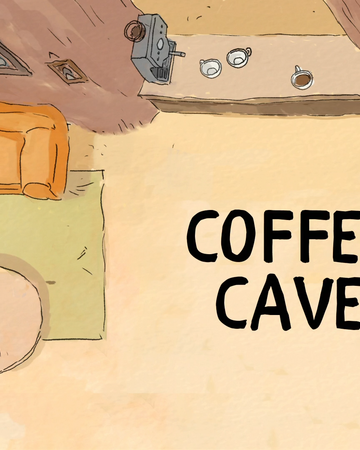 Coffee Cave We Bare Bears Wiki Fandom