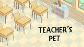Teachers Pet Title