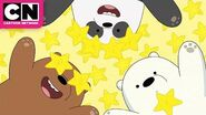 We Bare Bears Baby Bears go to school Cartoon Network