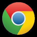 150px-Google Chrome 2011 logo