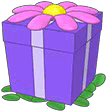 Purplefloralfoxbox