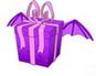 Vampire bat gift box