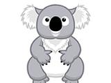 Misty Koala