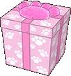 Pinkandwhitecatbox