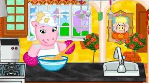 Prettiest Pink Pony in Town
