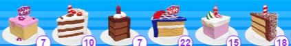 My dock is full of cake crop