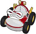 Running Shoe Racer (Exclusive Item)