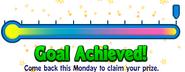 Communal Contest Goal Achieved
