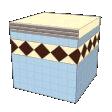 Checkered Counter